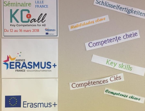 Key Competences for All: European partnership to strengthen competencies