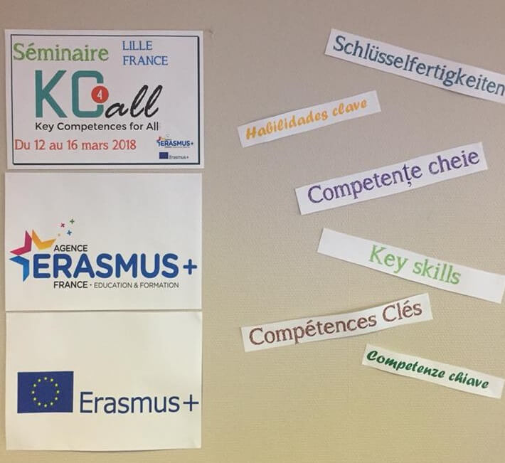 Key Competences for All