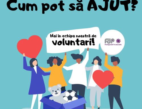 Anunţ Recrutare Voluntari