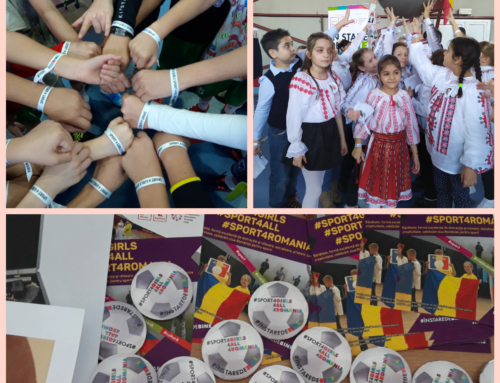 """SPORT 4 GIRLS SPORT 4 ALL SPORT 4 ROMANIA"" – Al doilea Eveniment in Comunitate"